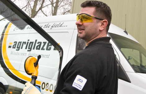 Agriglaze fitters